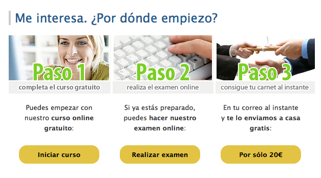 Carnet de manipulador de alimentos for Sellar paro por internet andalucia certificado digital