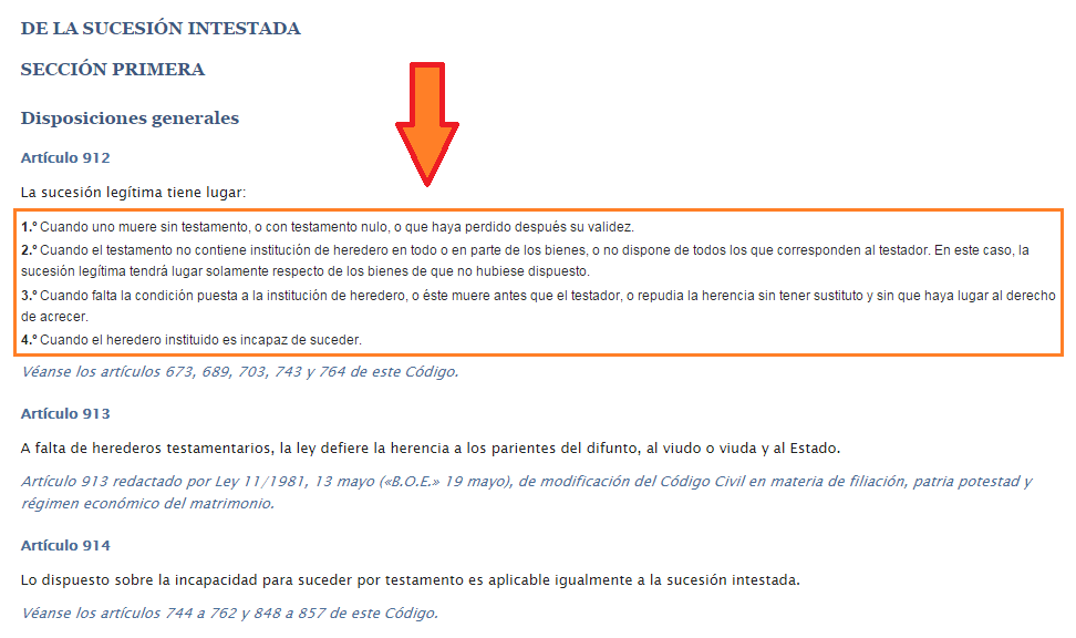 C mo se reparte una herencia sin testamento for Sellar paro por internet andalucia certificado digital